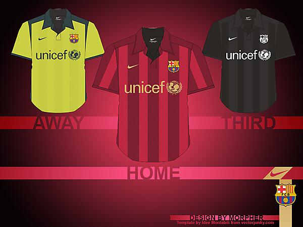Barcelona Fantasy Set
