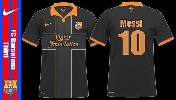FC Barcelona Third