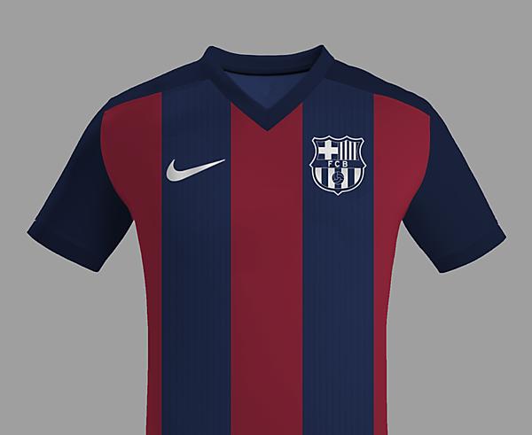 Barcelona 16-17 Home ?