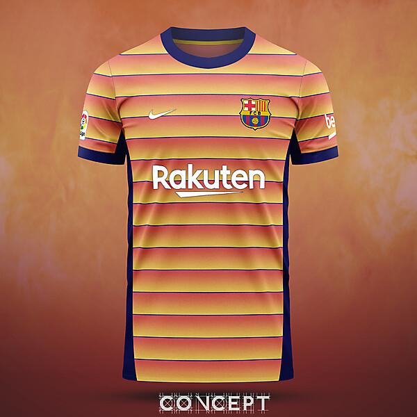 Barcelona Away