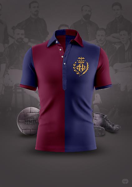 Barcelona FC [retro]