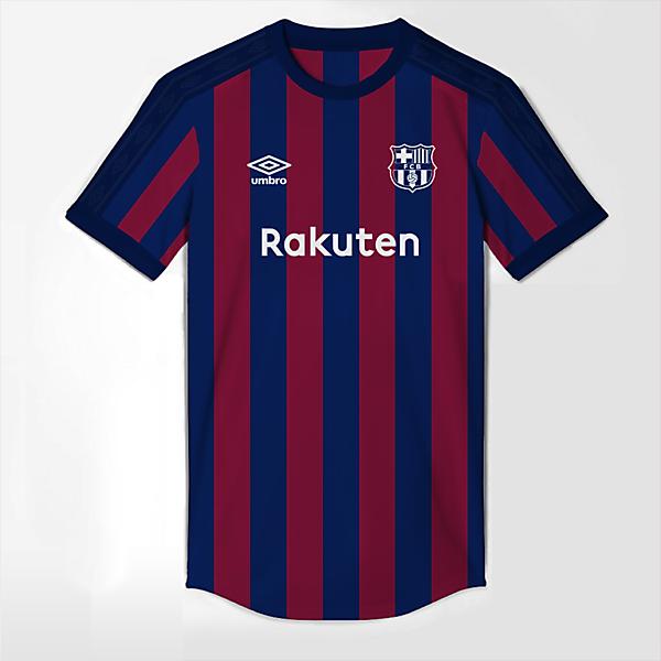 Barcelona x Umbro
