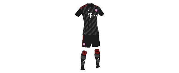 Bayern away kit