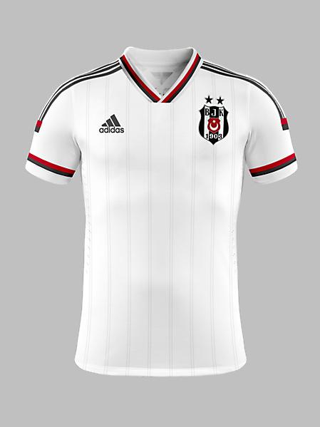 Beşiktaş 15-16 Home