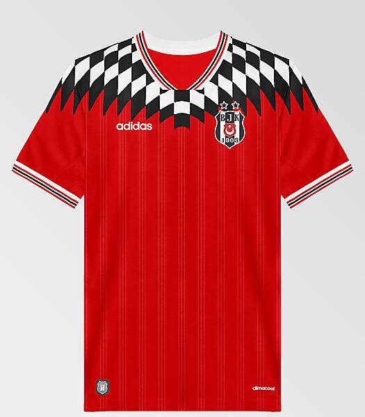 Beşiktaş JK   Adidas