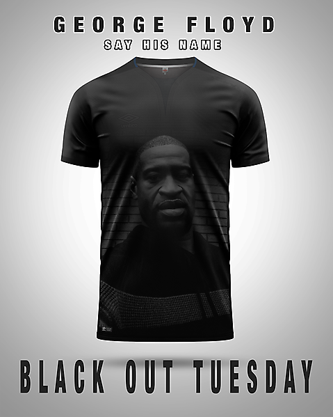 Black Tuesday - George Floyd
