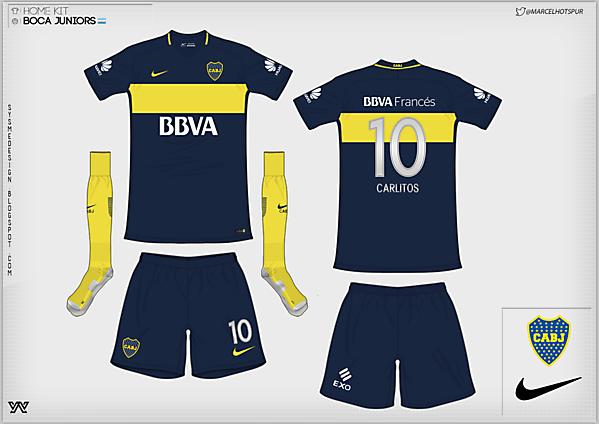 Boca | home