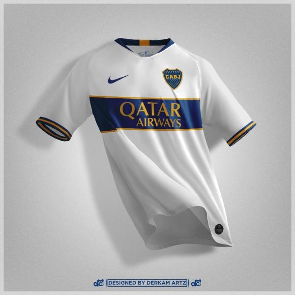 brand new e42b1 fe504 Boca Juniors - Away Kit (2019/20)