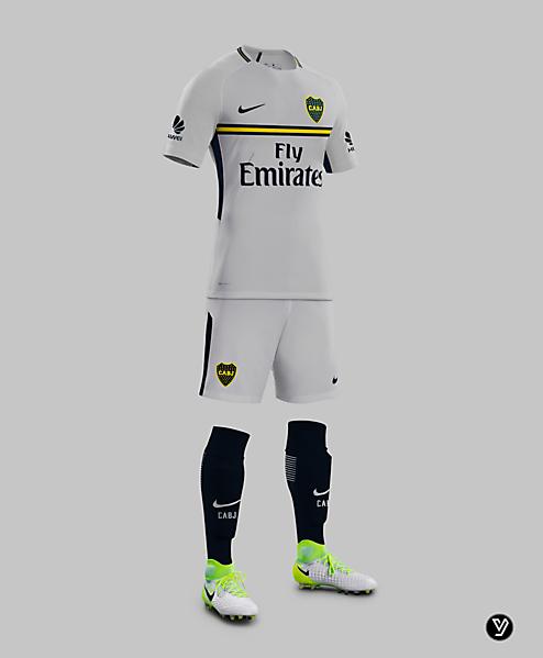 Boca Juniors | away kit