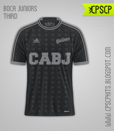 Boca Juniors Third
