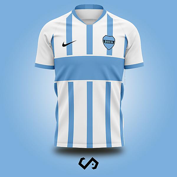 Boca Juniors Third Kit (Not KOTW)