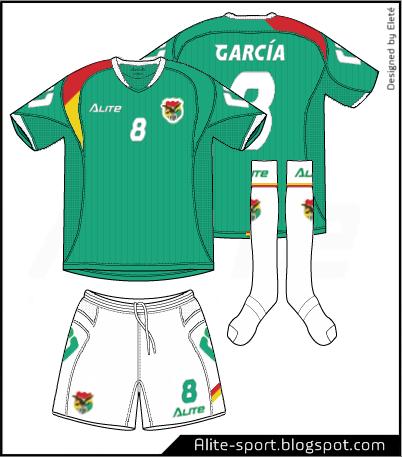 Bolivia Alite Home Kit