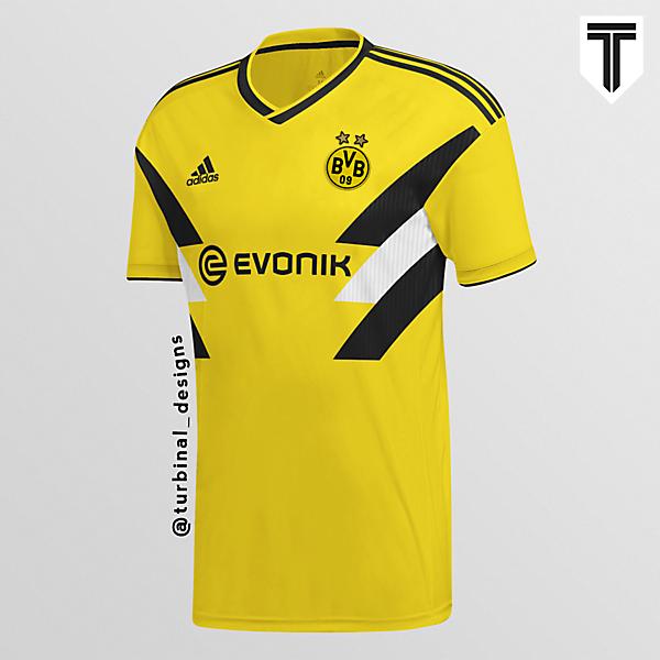 Borussia Dortmund Adidas Home Concept Kit