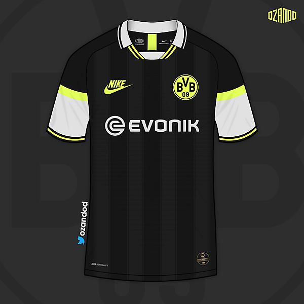 Borussia Dortmund x Nike | Away @ozandod