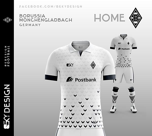 Borussia Mönchengladbach - Home - by BEKY