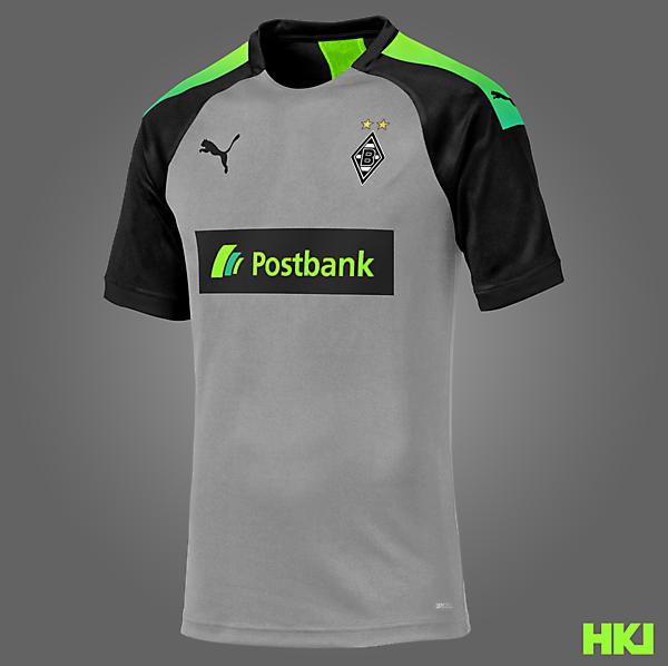 Borussia Mönchengladbach x Puma