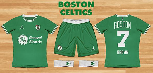 Boston Celtics - Away Kit