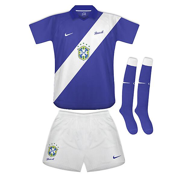 Brasil Away Nike