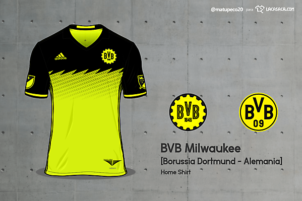BVB Milwaukee - MLS Foreign Invasion