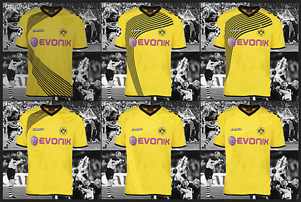 Alternative CL Borussia Dortmund Kit