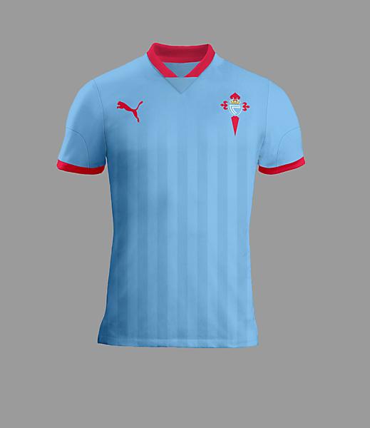Celta Vigo 15-16 Home