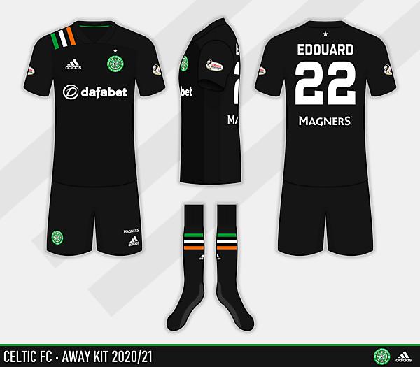 Celtic FC - Away 2020/21
