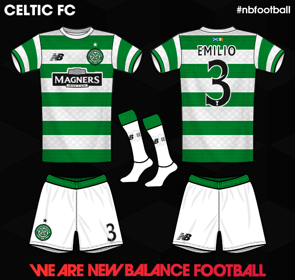 new balance celtic fc