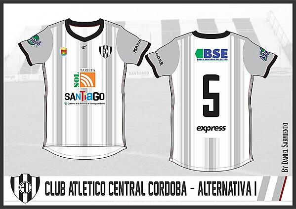 Central Córdoba - Away
