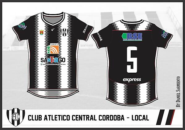Central Córdoba - Home
