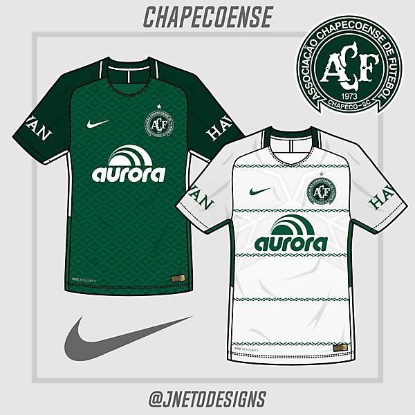 Chapecoense - @jnetodesigns