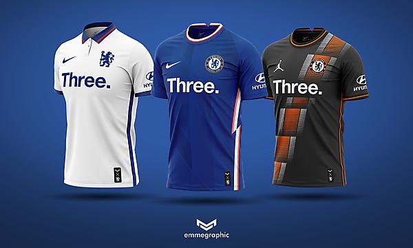 Chelsea FC   Nike