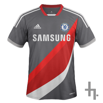 timeless design 311fd 9adaa Chelsea FC Third Kit.