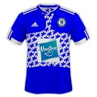 Premier League 2011-12 Dream Home Kits Part 1