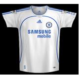 Chelsea FC 2003-2007 Kits