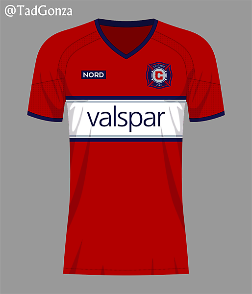 Chicago Fire Home Kit