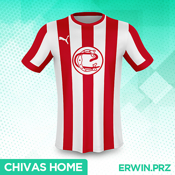 Chivas Home x Puma