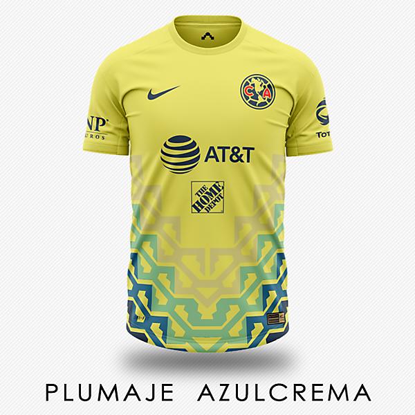 Club América 2021 Home Kit Leaked