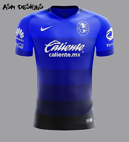 Club América Nike 2018 Away Kit
