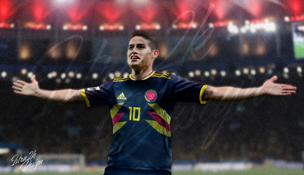 Colombia - Away shirt