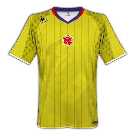 Colombia Le Coq