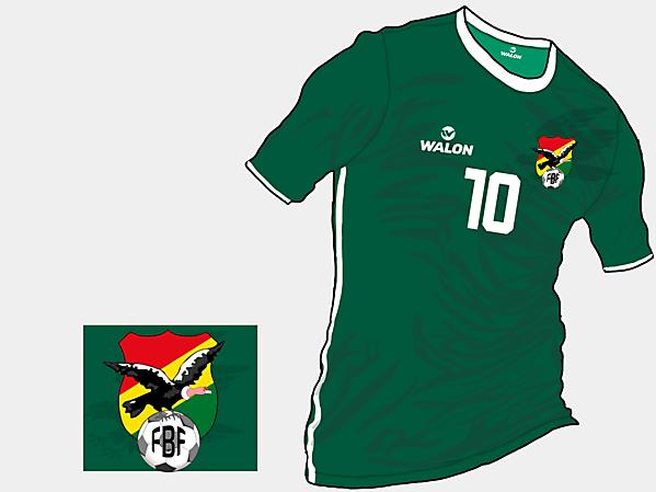 Copa America 2015 - Grupo A - Bolivia Home