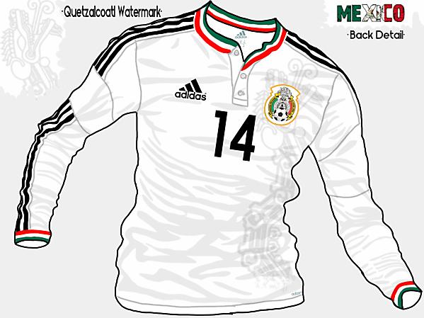 Copa America 2015 - Grupo A - Mexico Away