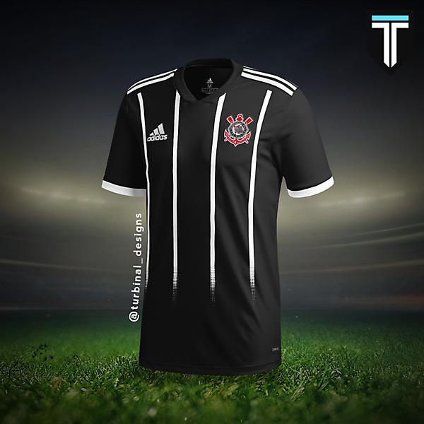 Corinthians Adidas Away Kit Concept