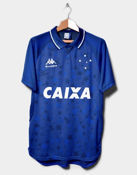 Cruzeiro x Kappa - Home Kit