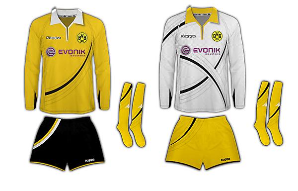 Borussia Dortmund - Kappa