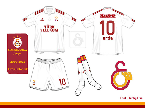 Galatasaray Classic Away