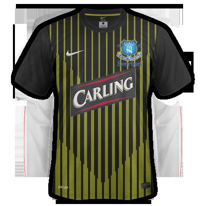 Everton 2015 16 Away Kit