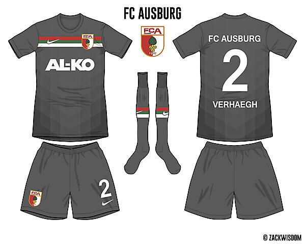 FC Ausburg Third Kit