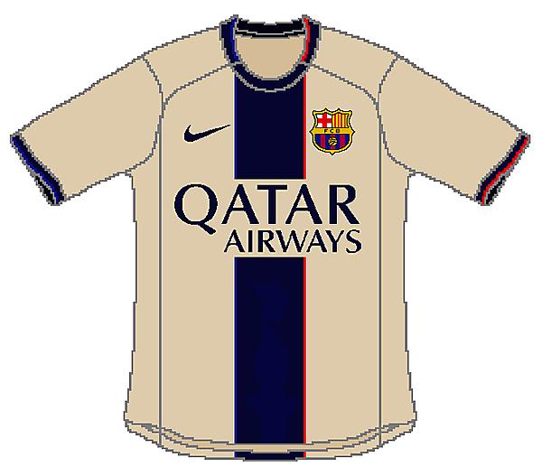 FC Barcelona Nike Away