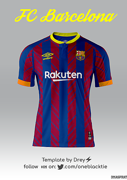 FC Barcelona X Umbro